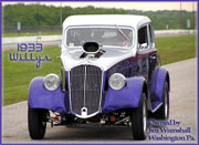 James Wrenshall 33 Willys
