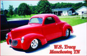 Mid Amercia Willys Club Member