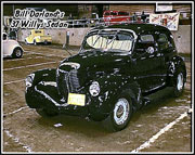 Bill Darland's 37 Willys Sedan
