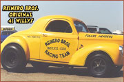 Original Reinero Bros. Willys